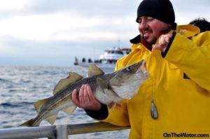 Where to fish Cod in RI